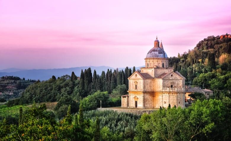 Tempio di S. Biagio in Montepulciano